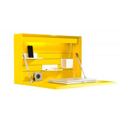 Flatbox Gelb