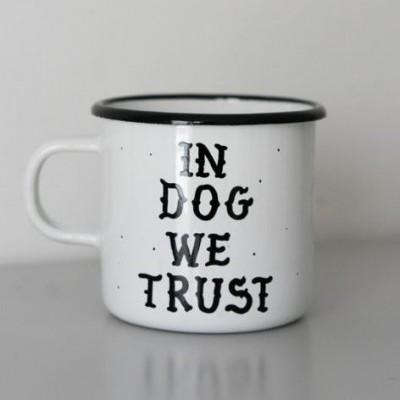Mug | In Dog We Trust