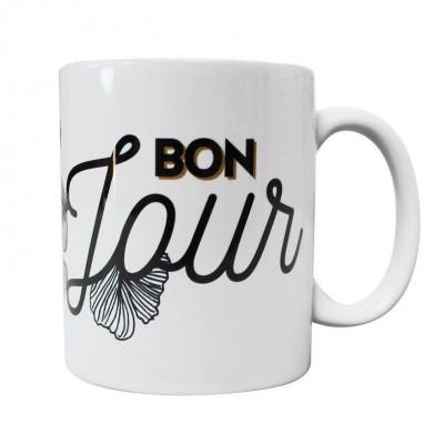Mug | Bonjour