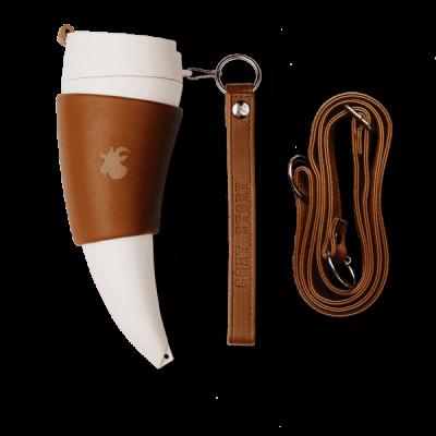 Coffee Mug Goat Mug | Brown