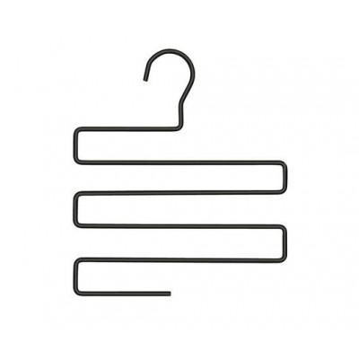 Kleiderbügel Multi Lume 2er Satz | Schwarz