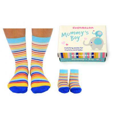 Socken Muttersöhnchen 2 Paar