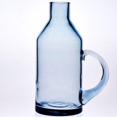 Flasche N°3 Blau