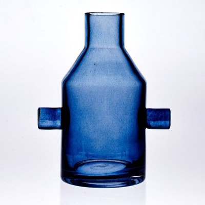 Flasche N°2 Blau