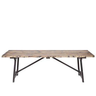Tafel-Handwerk | 6 Personen | Braun