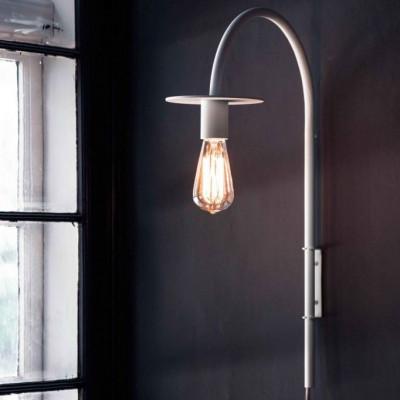 La Lampe Wandleuchte | Weiß