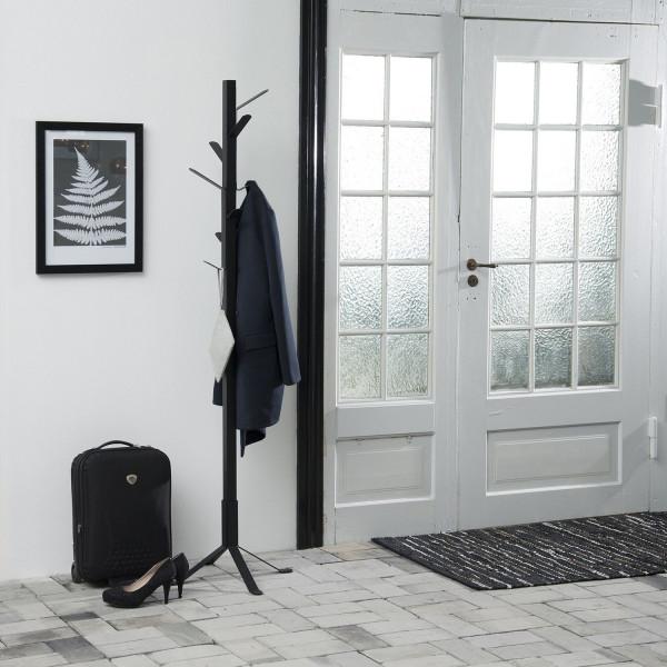 Coat Hanger Vinc   Black