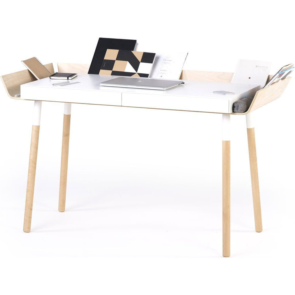 My Writing Desk | Natural/White
