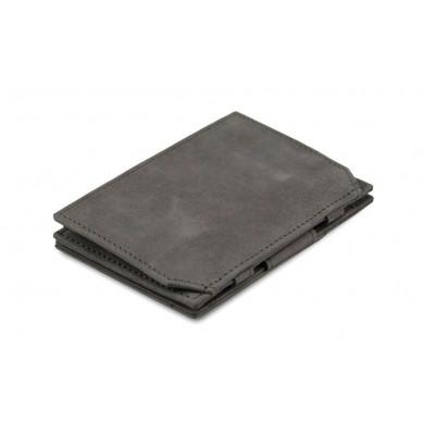 Geldbörse für Munzen RFID Essenziale | Metallgrau