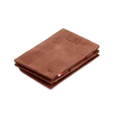Geldbörse für Münzen Cavare | Java Braun