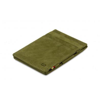 Geldbörse Essenziale | Olivgrün