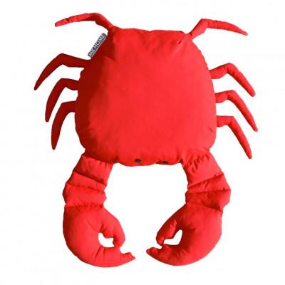 Outdoor-Kissen Rote Krabbe | Rot