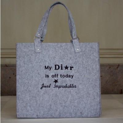 My Dior is off | Light Grey