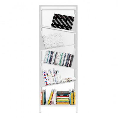 Bücherregal My Library | Weiß