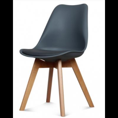 Scandi Chair   Dunkelgrau