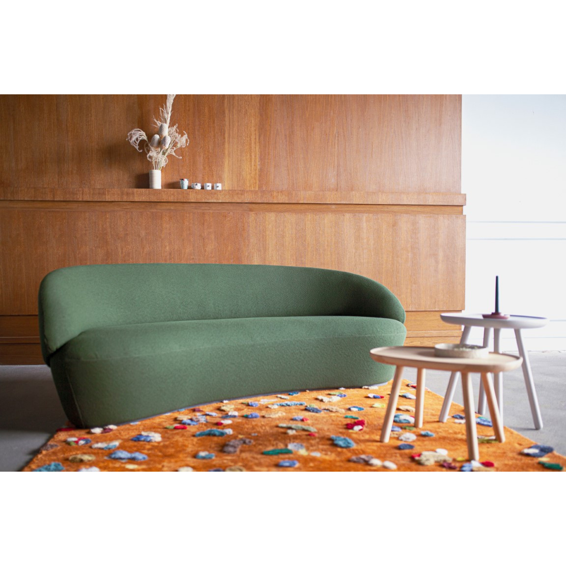 2-Sitzer Sofa Naïve | Beige