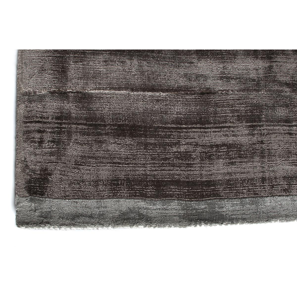 Teppich Nature | Grau Silber-140 x 200 cm