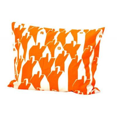 Kissen Nachbarschaft   Orange