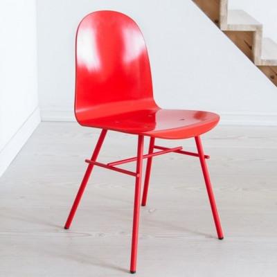 Nam Nam Chair Glatt   Orange