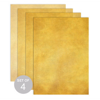 Gold (Set of 4)
