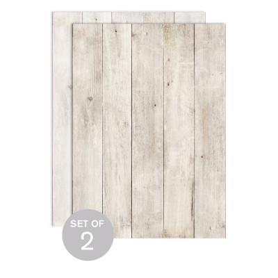 Wood (Set of 2)