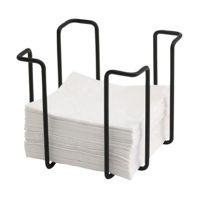 Napkin Rack   Black