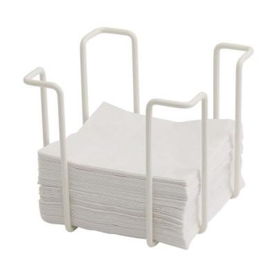 Napkin Rack   White
