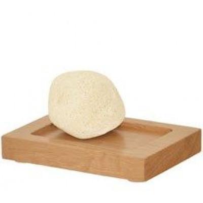 Soap Dish Mezza | Light Wood