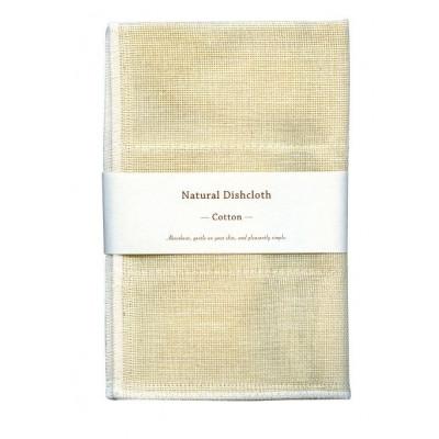 Geschirrtuch Natural 3er-Set   Natürliche Baumwolle