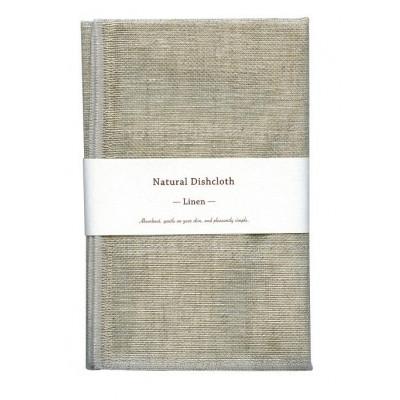 Geschirrtuch Natural 3er-Set   Natürliches Leinen