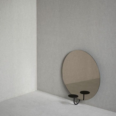 Miró Miró-Spiegel   Rund   Bronze