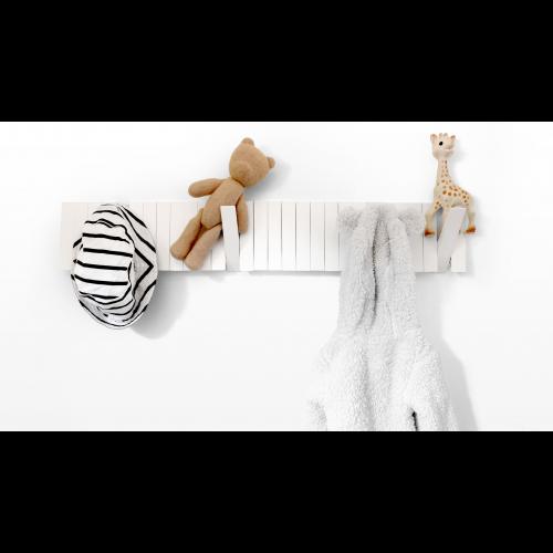 Garderobe Switchboard   Weiß