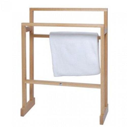 Towel Rail Mezza | Natural Oak