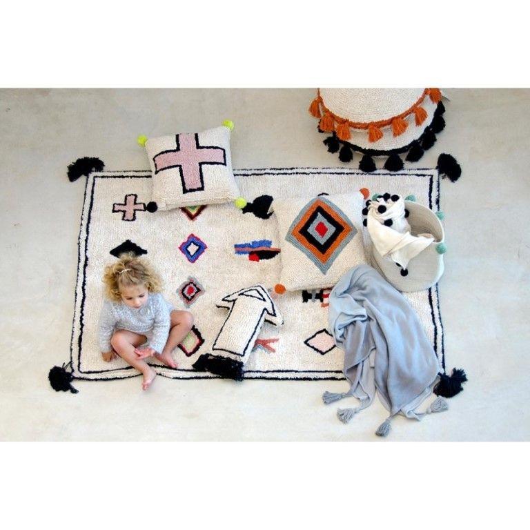 Waschbarer Teppich  | Naador