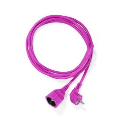 Farbiges Verlängerungskabel | Pink