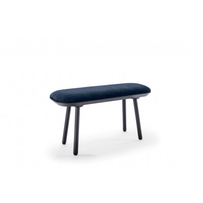 Sitzbank Naïve | Schwarz / Blau