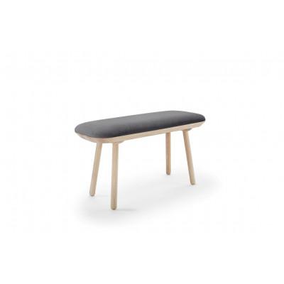 Sitzbank Naïve | Esche / Grau