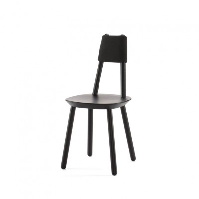 Stuhl Naïve | Schwarz