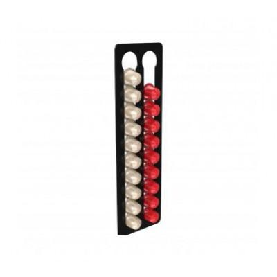 Magnetische Halterung für 20 Nespresso-Kapseln