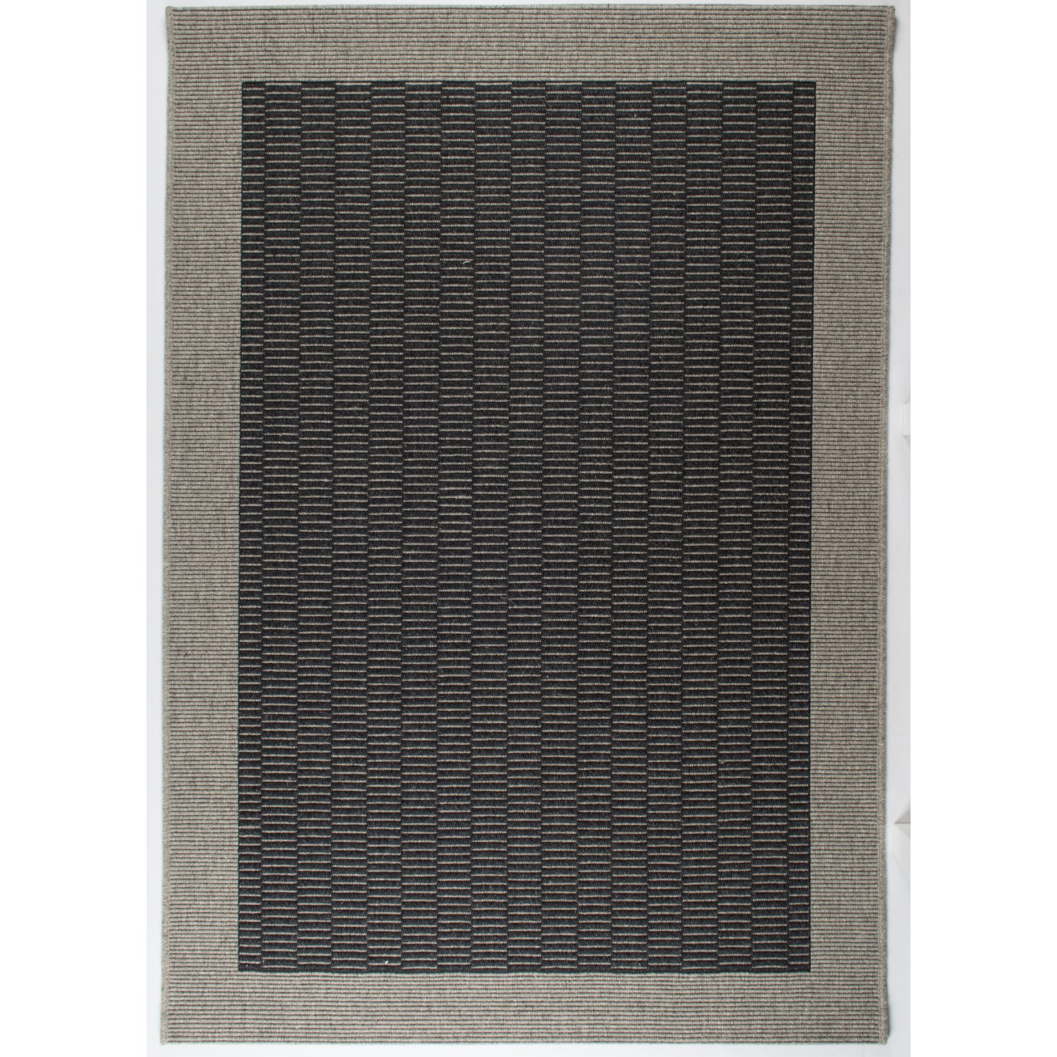 Teppich Tunis   Hellgrau-133 x 195 cm
