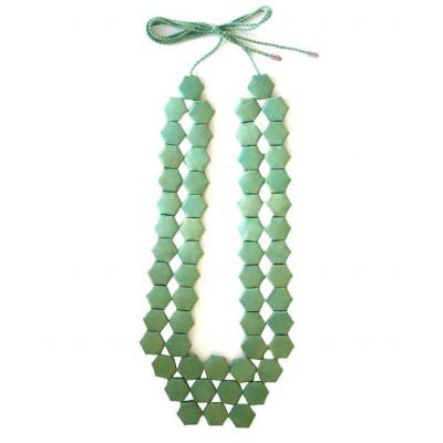 Seidenkette   Grün