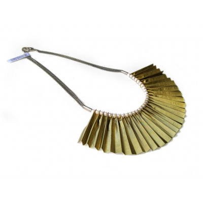 Nelly Necklace Gold