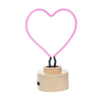 Lumosnap Heart Neon Lamp