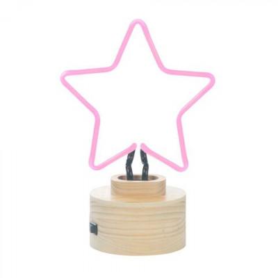 Lumosnap Star Neon Lamp