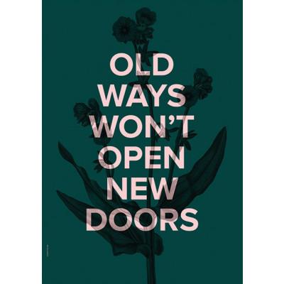 Geometry of Love Poster   New Doors