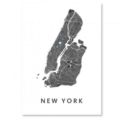 City Map New York