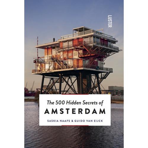 Die 500 verborgenen Geheimnisse von Amsterdam