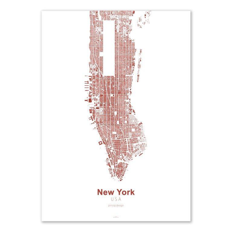 New York | White