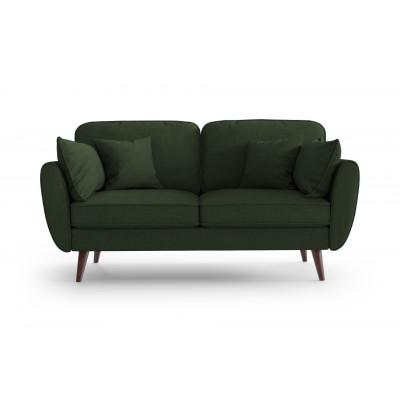 2 Sitzer Sofa Auteuil | Grün