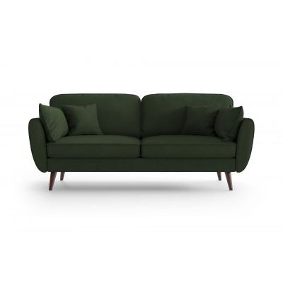 3 Sitzer Sofa Auteuil | Grün
